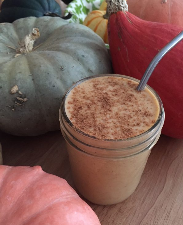 Pumpkin-Spice-Smoothie-Vegan