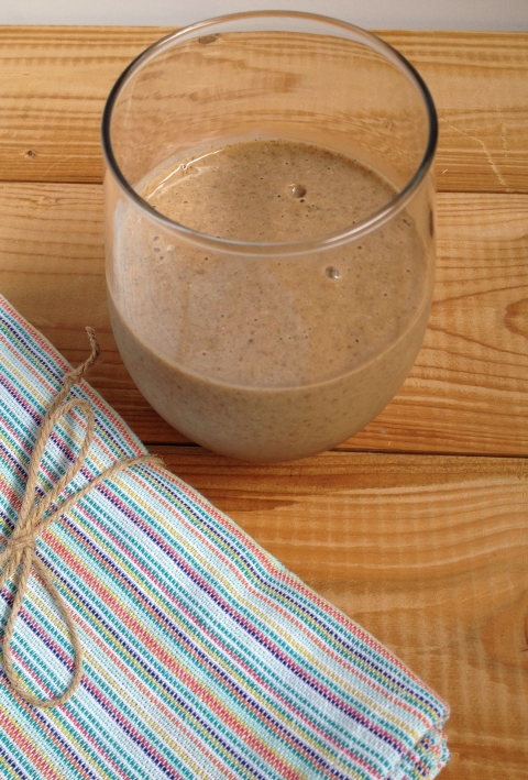 Post-Workout Chocolate Smoothie