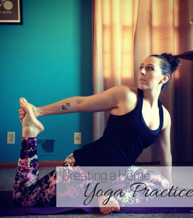 Creating an At-Home Yoga Practice