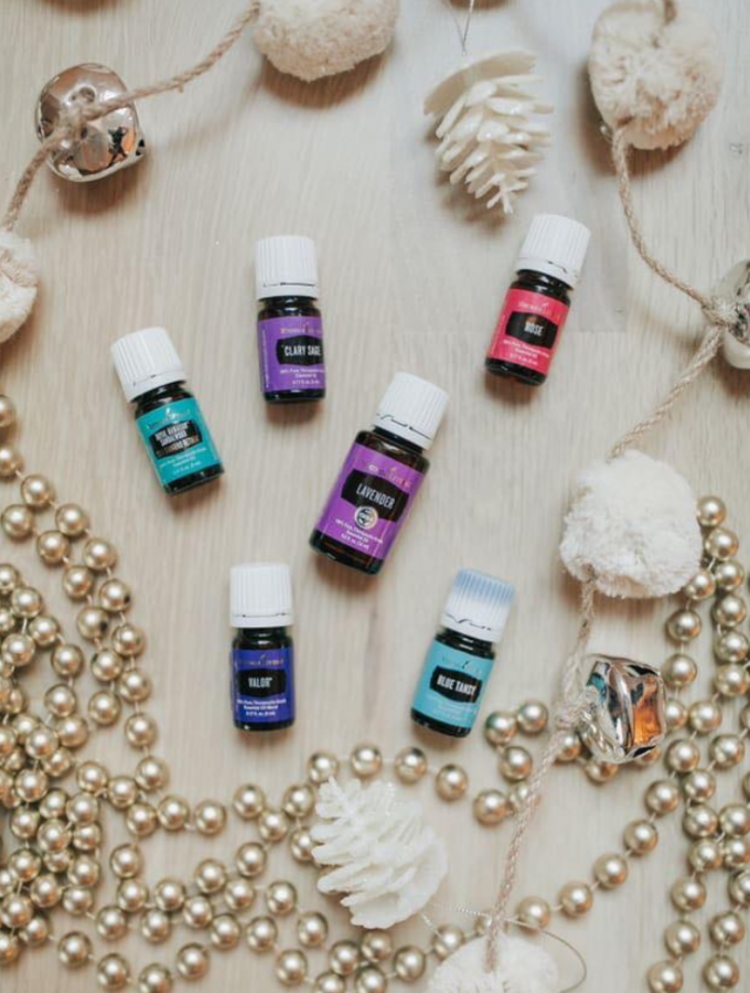 Essential Oils for Self-Care During the Holidays