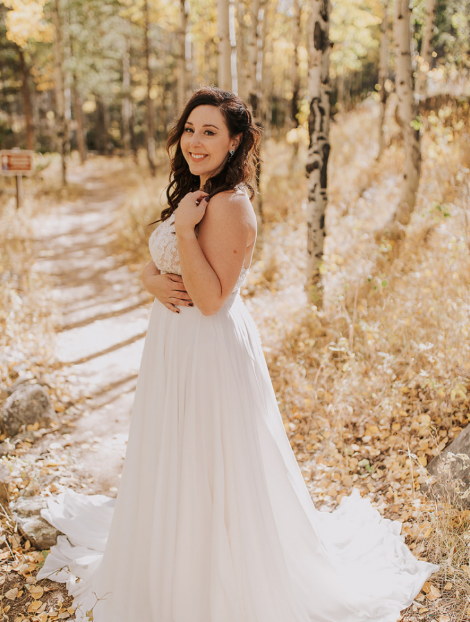 Why I Didn't Try to Lose Weight for my Wedding